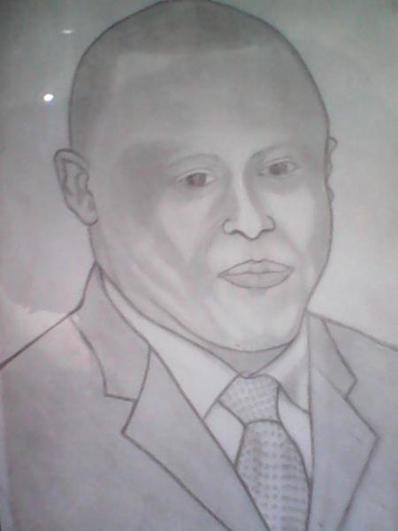 Cheikh Tidiane Gadio by mourtaladiagne